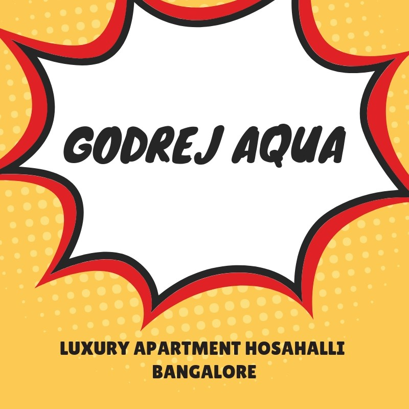 Godrej Aqua Apartment
